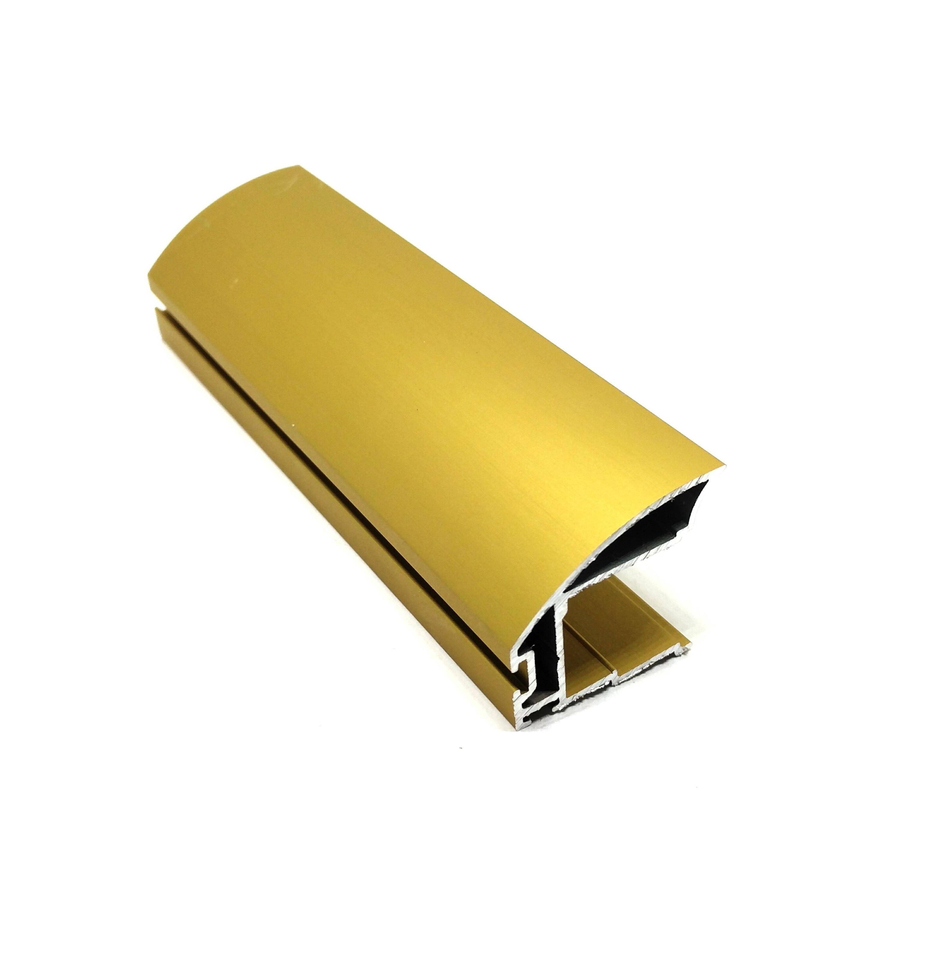 SUPER DUO Sliding Door Kits Gold