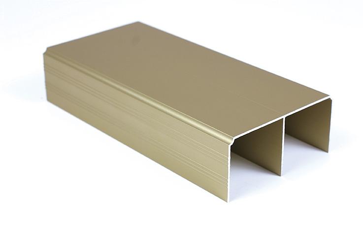 SUPER DUO 5 + Sliding Door Kits Gold