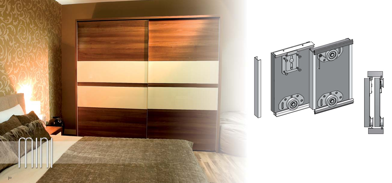 MINI Sliding Door Kits