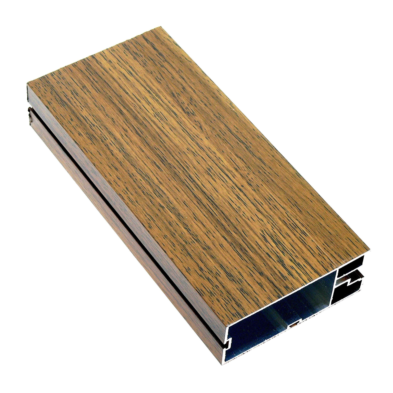 ALUSHAKER Sliding Door Kits Wood
