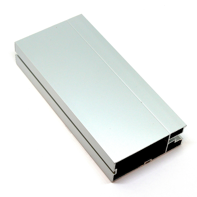 ALUSHAKER Sliding Door Kits Silver