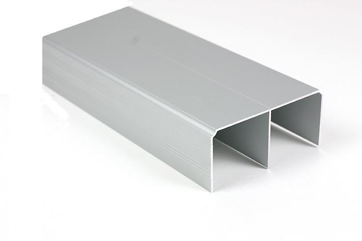 SUPER DUO Sliding Door Kits Silver
