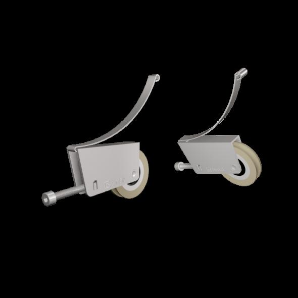Bottom Carriage Solar - Female (For TD, TDB) - 1 item