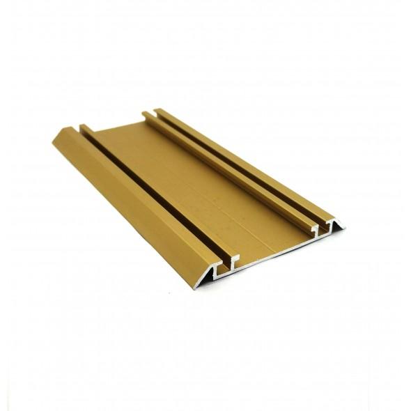 Bottom track Solar - Gold - 2m