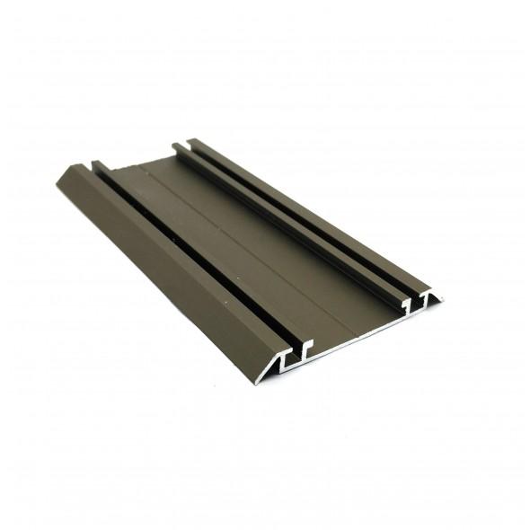 Bottom track Solar - Bronze - 4m