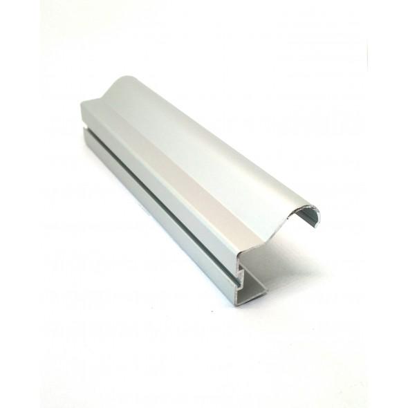 Handle Euro 18 Silver - 2.7m