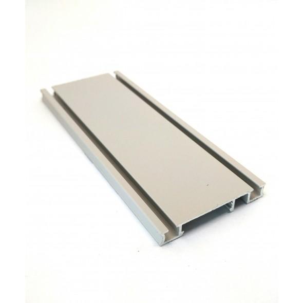 Bottom Track Solar CLIP - Cashmere - 4m