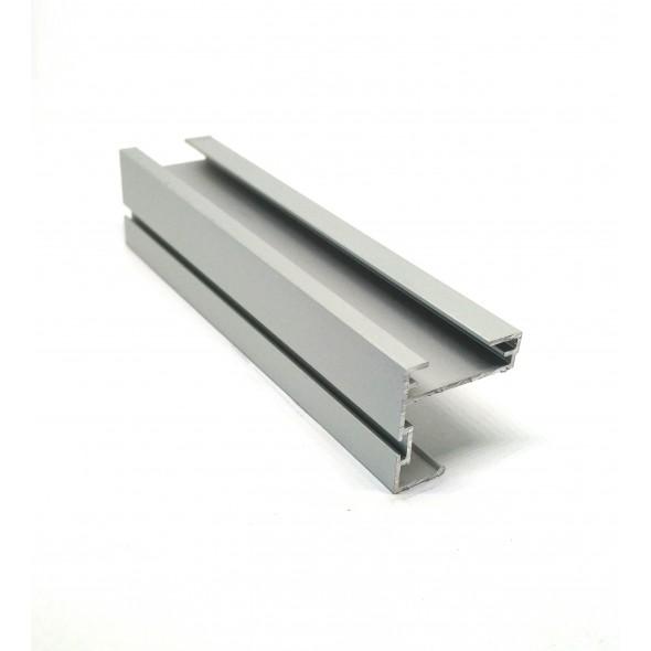 Handle Luna 18 - Silver -  2.7m