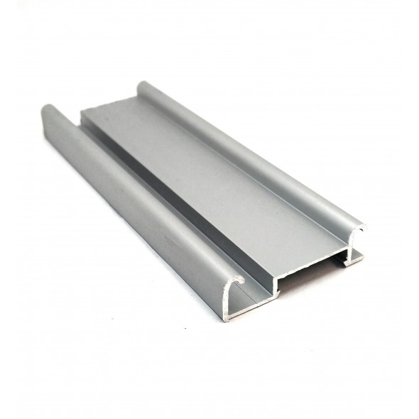 Bottom track Bis - Silver - 3.5m
