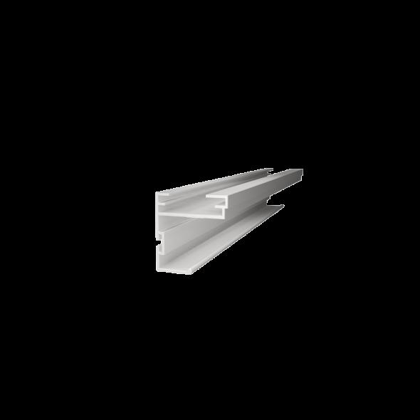 Handle Luna 16 - Silver - 2.7m