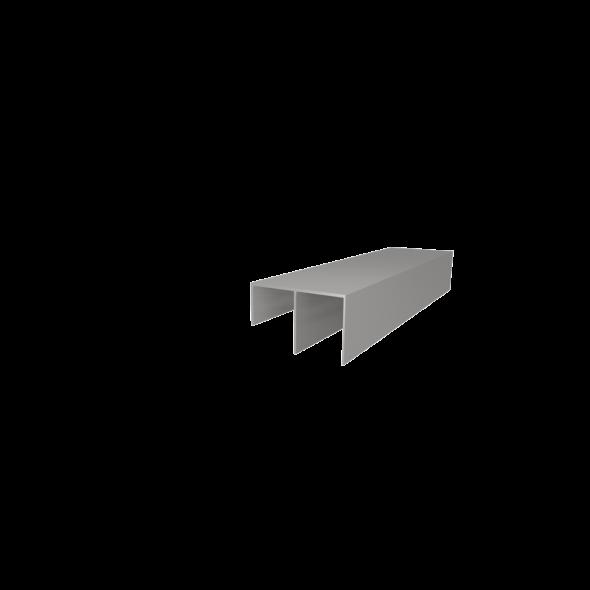Bottom track Forma -  3m