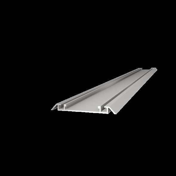 Bottom track Solar - White  - 3m