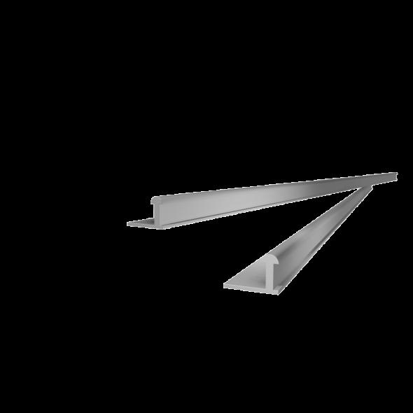 Top/Bottom track Mini -  1m
