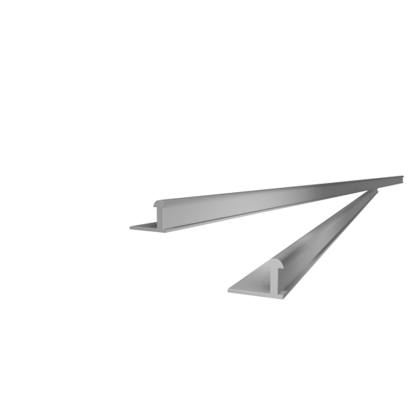 Top/Bottom track Mini -  3m