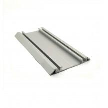 Bottom track Solar - Silver - 2m